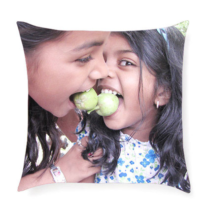 Personalize Print Cushion