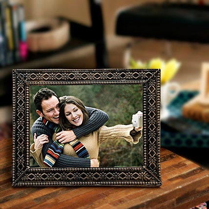 Personalize Vintage Photo Frame