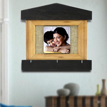 Personalized Wooden Keyholder