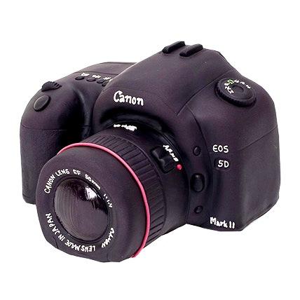 Photo Camera Cake 4kg