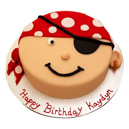 Pirate Cake 2kg