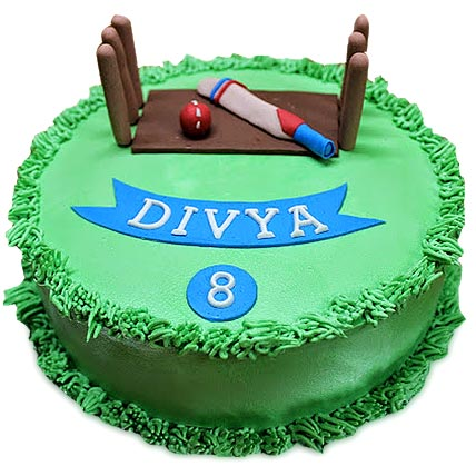 Pitch a Perfect Cake 2kg Eggless