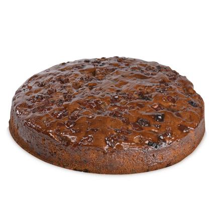 Plum Cake Half kg