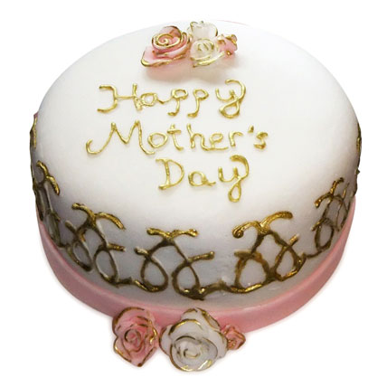 Princely Love Mom Cake 3kg Eggless