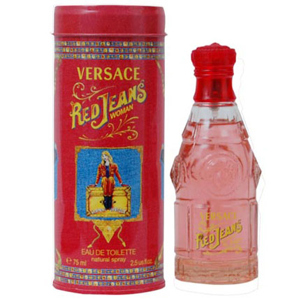 RED JEANS EDT Spray 75ML