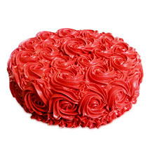 Red Rose Cake 2kg