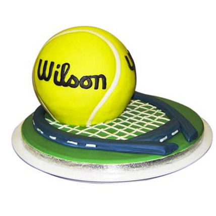Red Velvet Tennis Cake 4kg