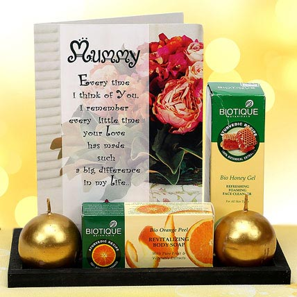 Rejuvenating Hamper For Moms