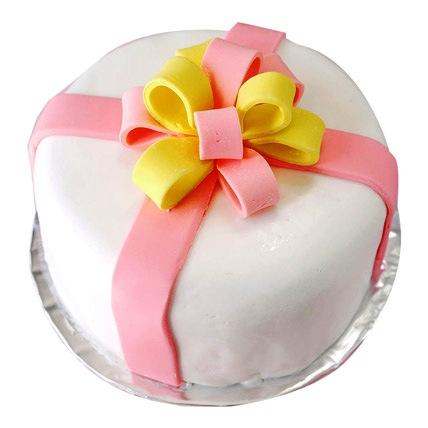 Ribbon Bow Cake 3kg