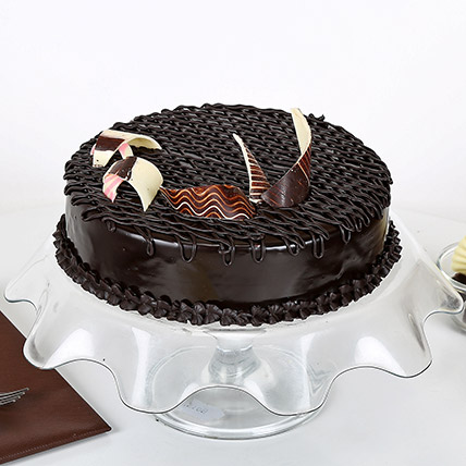 Rich Chocolate Splash Cake 2kg