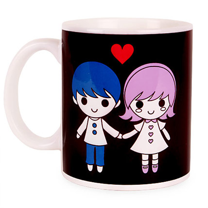 Romance Everywhere Mug