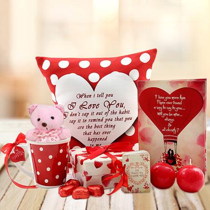 Romantic Week Of Love