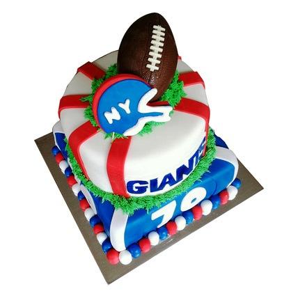 Rugby Cake 4kg