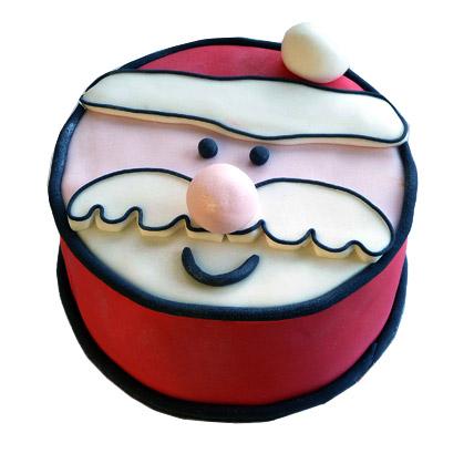 Santa Claus Xmas Cake 2kg