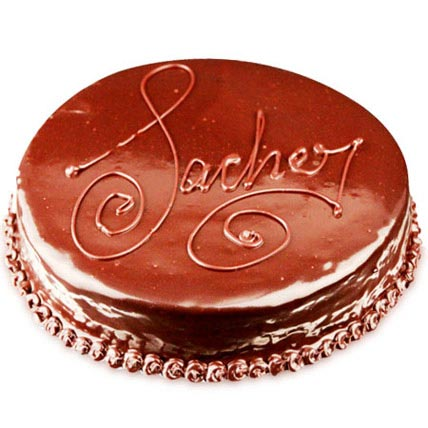 Scrumptitous Chocolate Flakes Cake Half kg Eggless