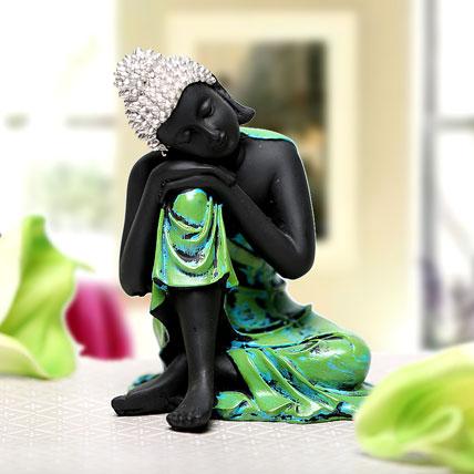 Resting Buddha Statue