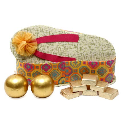 Slipper Box Hamper