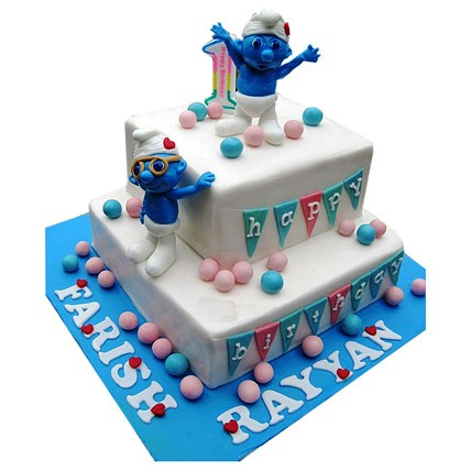 Thing as well Letter Y Designs likewise 231925613692 likewise Smurfs Birthday Cake 3kg also . on l shape home design
