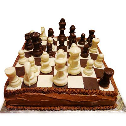 Standard Chess Cake