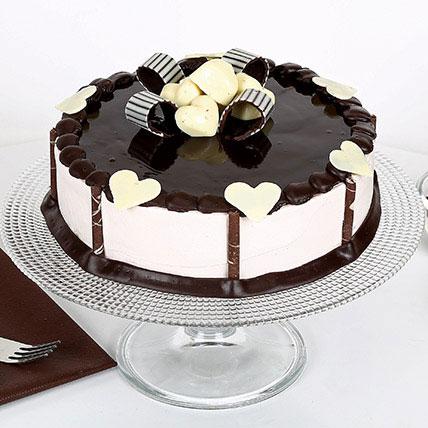 Stellar Chocolate Cake Half kg Gift Stellar Chocolate ...