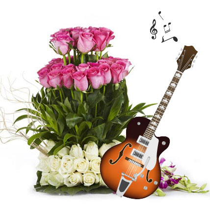 Stings of Music With the Flowers to Charm