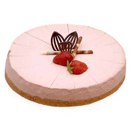 Strawberry Cheese Cake 2kg