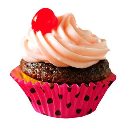 Strawberry Merry Cupcakes 6