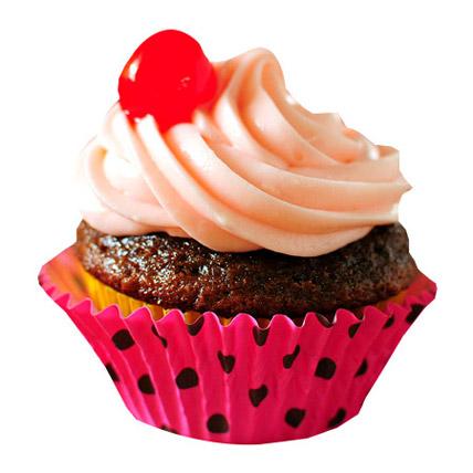 Strawberry Merry Cupcakes 6