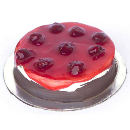 Strawberry Seduction Cake 1kg Eggless