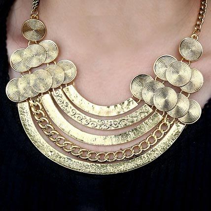 Stylish Metal Necklace