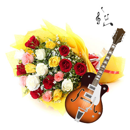 Sweet Music and Roses to Amaze