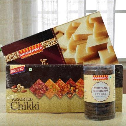Sweets of Diwali