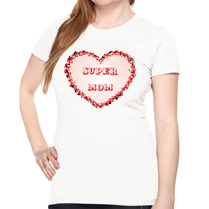 T shirt For Mamma Girls Small