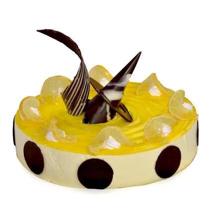 Tangy Lemon Cheese Cake Half kg