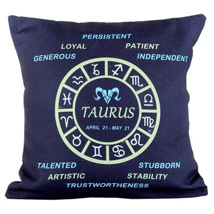 Taurus Cushion