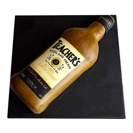 Teachers Scotch Whisky Cake 5kg