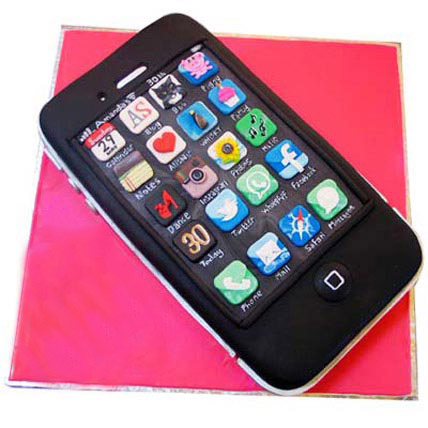 Techy iPhone Cake 2kg