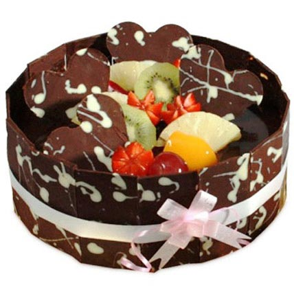 The Chocolaty Surprise 1kg Eggless