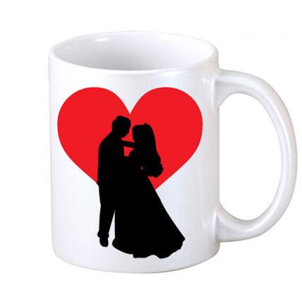 The Loving Dancing Couple Mug