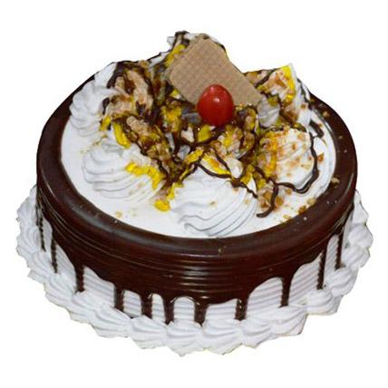 The Pineapple Cake 2kg Eggless