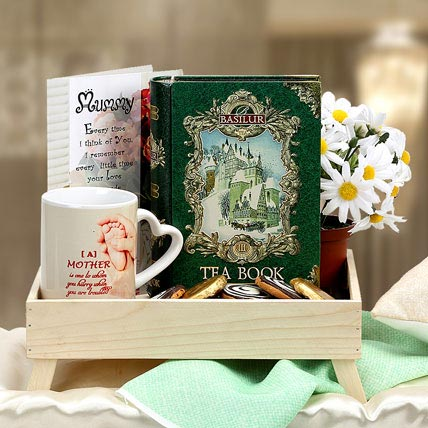 The Tea Book Hamper