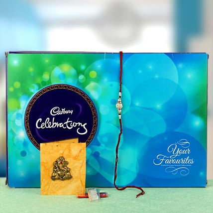 Timeless Rakhi hamper