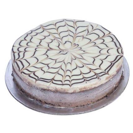 Triple Decker Cake 1kg Eggless