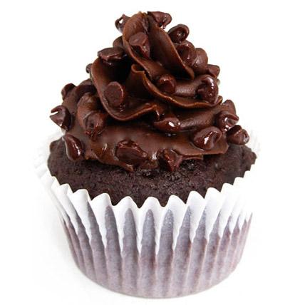 Tripple Chocolate Cupcakes 12