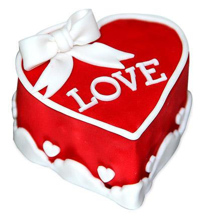 Valentine Gift Cake 3kg