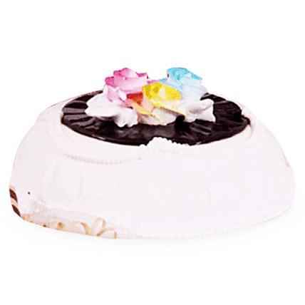 Vanilla Cake 1kg Eggless