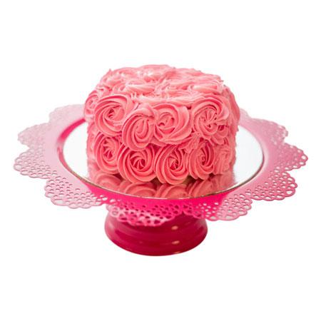 Cake Designs For Half Kg : Vanilla Rose Cake Half kg Gift Vanilla Rose Cake Half kg ...
