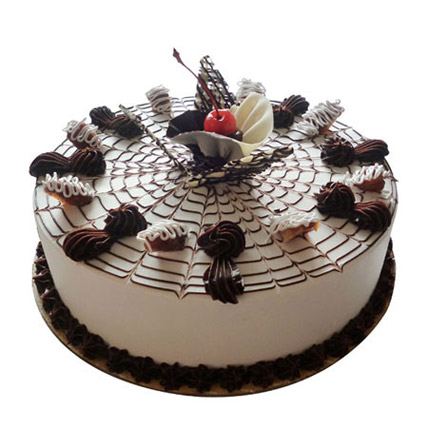 Web Of Happiness Cake Half kg