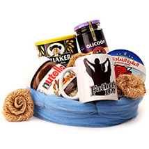 A Tasty and Healthy Treat: Send Fathers Day Gift Baskets