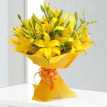 Asiatic Lilies: Gifts for Groom